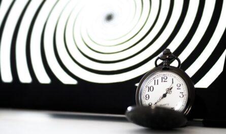 Čas a prostor jsou znaky hypnoterapie.