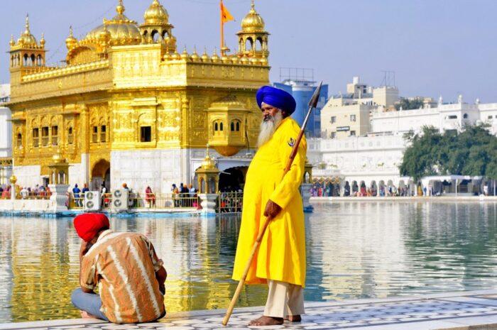 Sikhismus je relativně mladé náboženství
